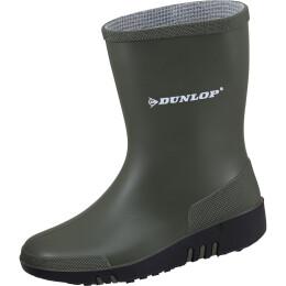 Dunlop Kinderstiefel Mini grün