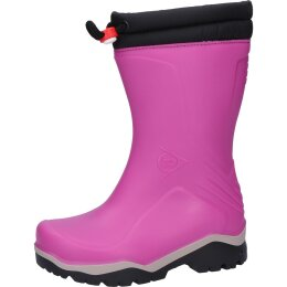 Dunlop Kinderstiefel Kids Blizzard pink/grey