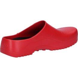 Birkenstock Super Birki Schuhe red