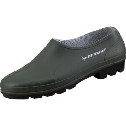 Dunlop Galosche grün