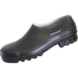 Dunlop Galosche schwarz