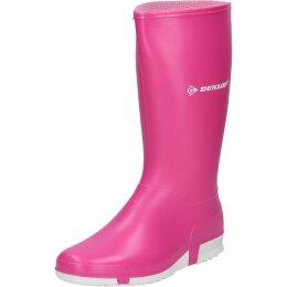 Dunlop Stiefel Sport pink
