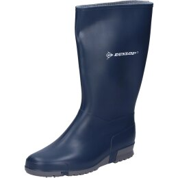 Dunlop Stiefel Sport blau