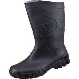Dunlop Dee Stiefel schwarz