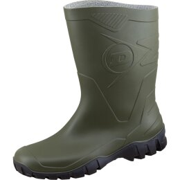 Dunlop Dee Stiefel grün