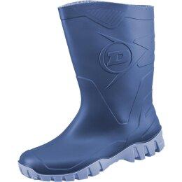 Dunlop Dee Stiefel Potthoff blau