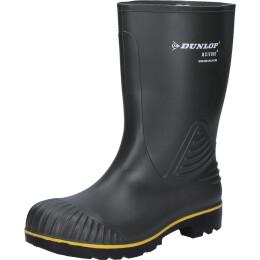Dunlop Stiefel Acifort kurz grün EN 20347 Gr. 48