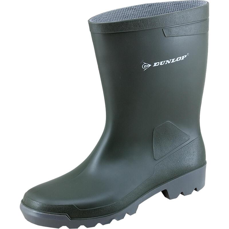 Dunlop PVC-Stiefel Hobby kurz