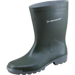 Dunlop PVC-Stiefel Hobby kurz Gr. 48/49