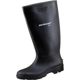 Dunlop Stiefel Pricemastor lang schwarz
