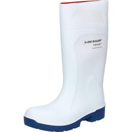 Dunlop Stiefel Purofort MultiGrip weiß