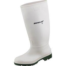 Dunlop Stiefel Pricemastor weiß