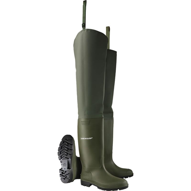 Dunlop Watstiefel oliv