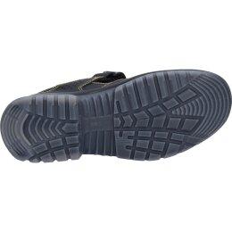 CanadianLine CL Lama Sandale S1 Sicherheitsschuhe schwarz