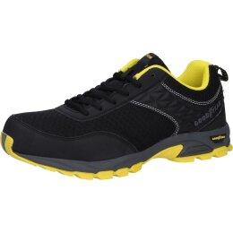 Goodyear S1 P Sicherheitsschuhe schwarz/gelb