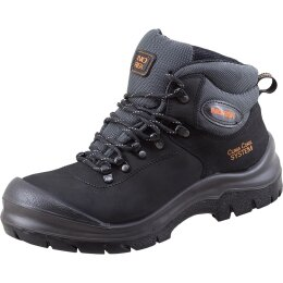 Blackrock Stiefel schwarz S3 Sicherheitsschuhe