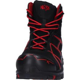 Haix Sicherheitsschuhe Safety Mid 40 black/red