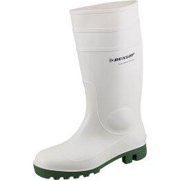 Dunlop Stiefel Protomastor SB weiß