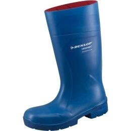 Dunlop Stiefel Purofort MultiGrip safety blau S4