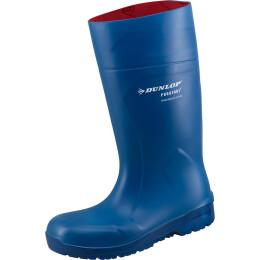 Dunlop Stiefel Purofort HydroGrip safety blau S4