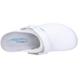 Abeba Schuhe weiß EN 20347
