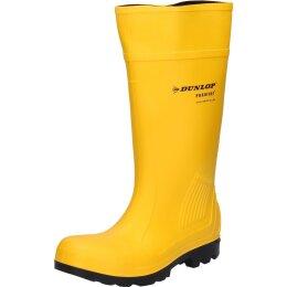 Dunlop Stiefel Purofort S5 gelb