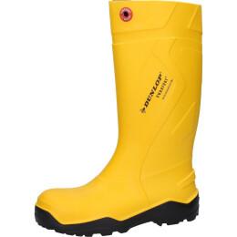 Dunlop Stiefel Purofort+ gelb S5