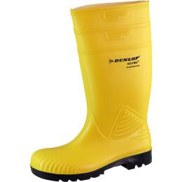 Dunlop Stiefel ACIFORT gelb S5