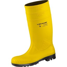 Dunlop Stiefel Acifort gelb S5 ESD