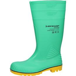 Dunlop Stiefel Acifort HazGuard grün S5 ESD