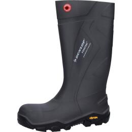 Dunlop Stiefel Purofort+ Expander grau S5