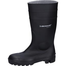 Dunlop Stiefel Protomaster schwarz S5