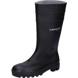 Dunlop Stiefel Protomaster schwarz S5 Gr. 43