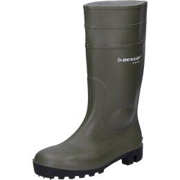 Dunlop Stiefel Protomaster grün S5