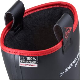 Dunlop Sicherheitsstiefel Rocker S5 schwarz gefüttert