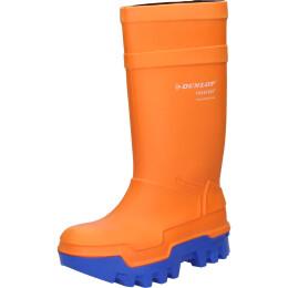 Dunlop Stiefel Purofort Thermo+ orange S5