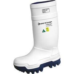 Dunlop Stiefel Purofort Thermo+ weiß S5