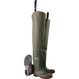 Dunlop Stiefel Acifort Watstiefel grün