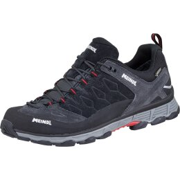 Meindl Schuhe Lite Trail GTX anthrazit/rot