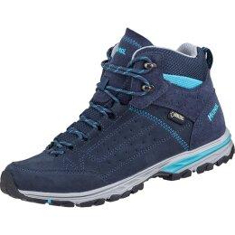 Meindl Schuhe Durban Lady Mid GTX marine/petrol