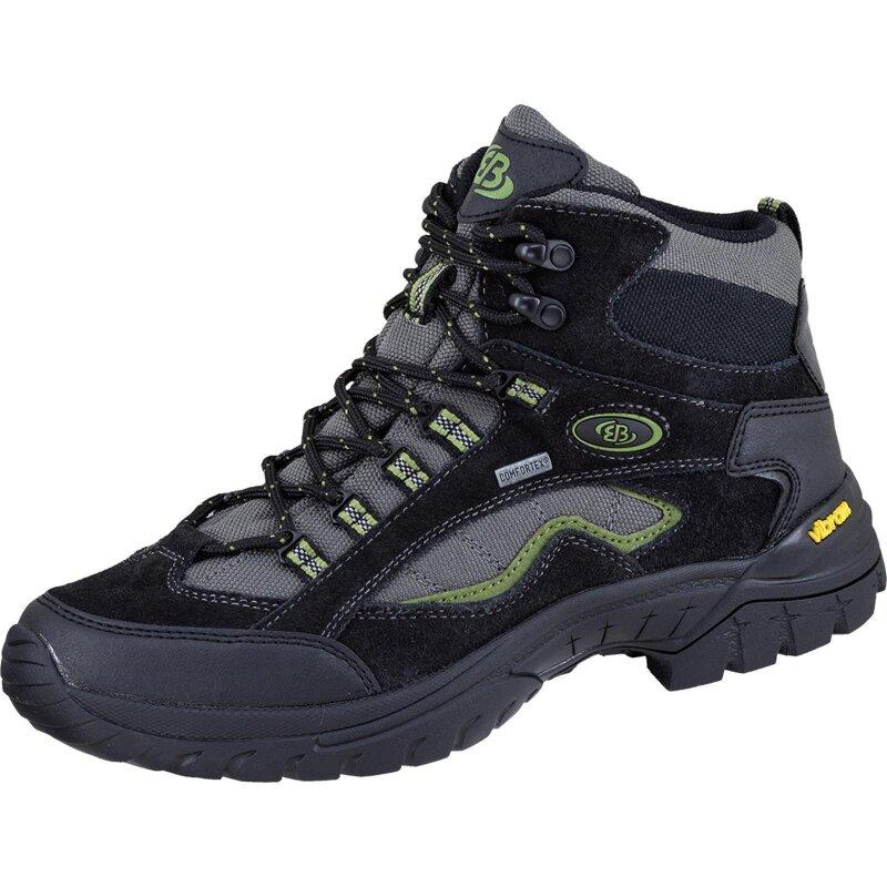 Summit High Schuhe anthrazit/schwarz/grün