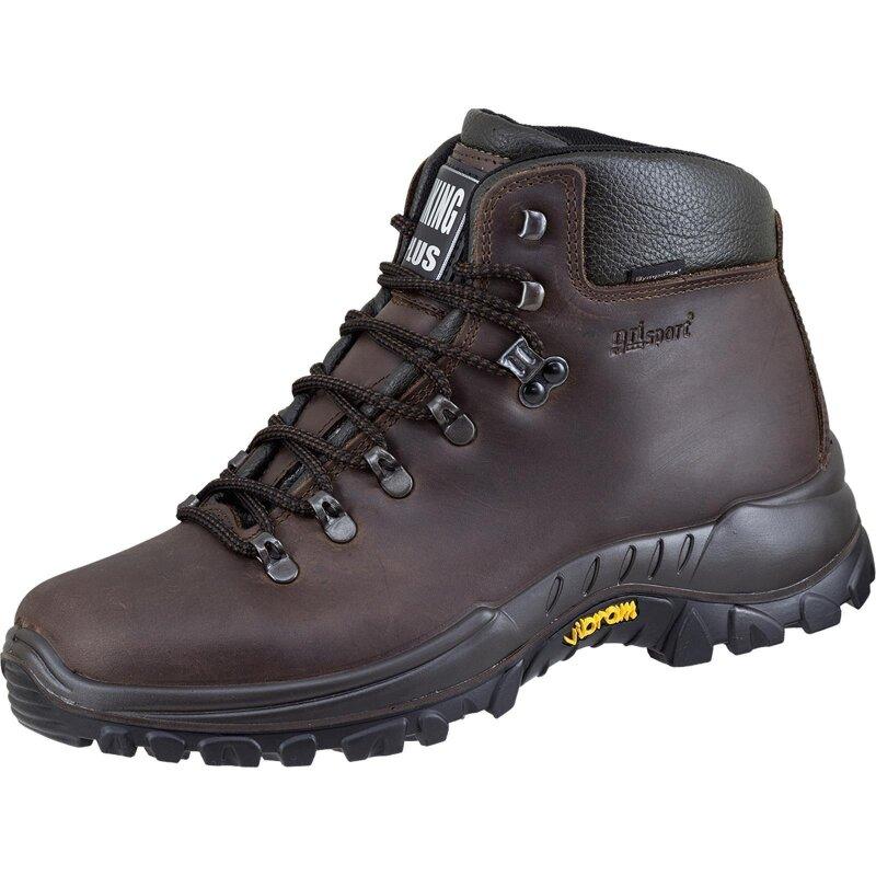 Grisport Trekking Schuhe braun