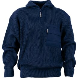 Troyer Pullover marine