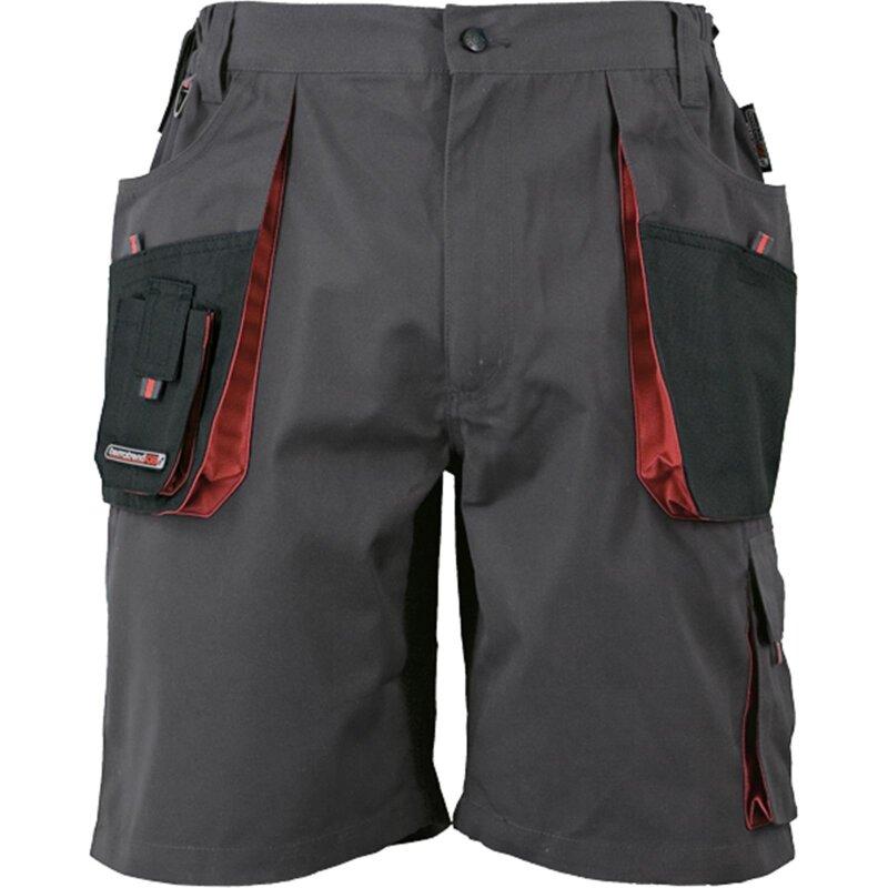 Terrax Short Hose grau/schwarz/orange