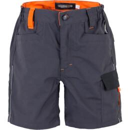 Terrax TTJ Kinder Short grau/schwarz/orange