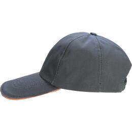 Terratrend Cap grau/schwarz/orange