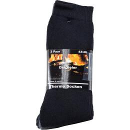 Terrax Herren Thermo Socken sort. 3erPack