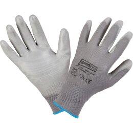 Feldtmann Schutzhandschuhe Grey Grip grau CAT 2 EN 388