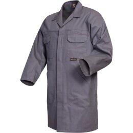 Berufsmantel grau 310g/qm
