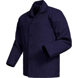 Kübler Jacke marineblau 250g/qm